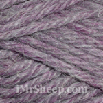 CLASSIC ALPACA [100% Alpaca Superfine DK], Purple Haze Heather