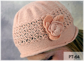 Suri Elegance Hat, The Alpaca Yarn Co.