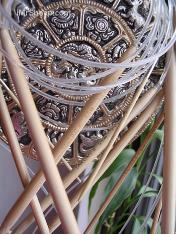 Bamboo Circular Knitting Needles