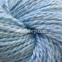 Diamond MULBERRY LINEN [50% Alpaca, 25% Mulberry Silk, 25% Linen], 10 Polar Blue