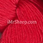 Diamond MULBERRY MERINO [50% Merino extra fine, 50% Mulberry Silk], 1383 Fire Red