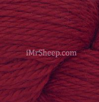 CLOUD COTTON [100% Organic Cotton], 112 Crimson