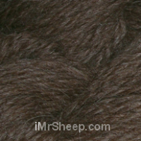 ECOLOGICAL ALPACA [100% Superfine Alpaca Undyed], 85(939) Dusty Brown
