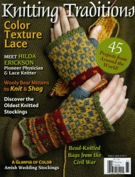 Knitting Traditions, Knitting travels from arount the globe