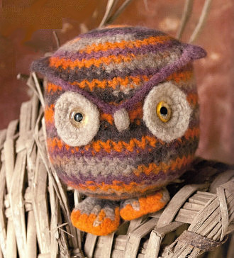 Felted Owl