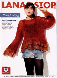 Lanas Stop Book, Hand Knitting 115