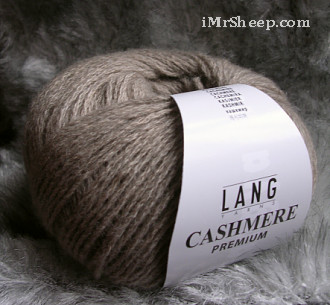 Lang CASHMERE PREMIUM [100% Premium Cashmere], Light Sport (4 ply)Weight