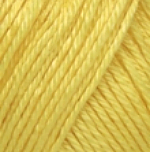 Lang QUATTRO [100% Mercerized Combed Cotton], col 13 Narcissus