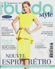 Burda Style, Sewing Magazine