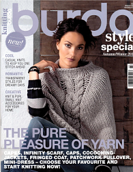 BURDA STYLE Knitting, Fall-Winter 2013