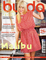 Burda Couture Facile Sewing Magazine