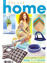 Filati Handknitting No. 59 HOME