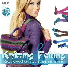 Knitting and Felting Magazine No. 2