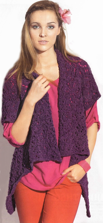 VELOUR BEBE CARDIGAN, Diana Collection