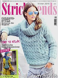 STRICK TRENDS, KNIT TRENDS