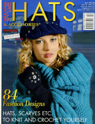 Schoeller and Stahl, Knit and Crochet STYLE, HATS and Accessories.  Knitting and Crochet Magazine, Special edition.