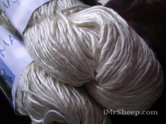 100% SOFT SPUN SILK