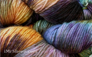 MERINO WORSTED [100% Kettle Dyed Pure Merino Wool], col 628 Malambo