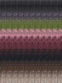 Noro AYATORI [60% Wool, 40% Silk],  13, Berry Cheesecake