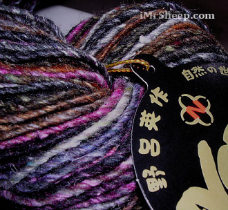 NORO YUZEN [56% Wool, 34% Silk, 10% Kid Mohair], Ligth Weight DK