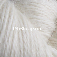 Baa Ram Ewe TITUS [70% British Wool, 30% UK Alpaca], Sport /Light DK,  col 001