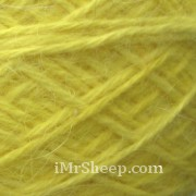 INCREDIBLE DK, 100% German Angora DK, 18 Brilliant Yellow